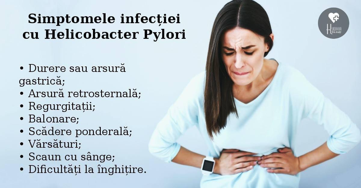 Helicobacter pylori: Remedii naturiste pe care merita sa le incerci