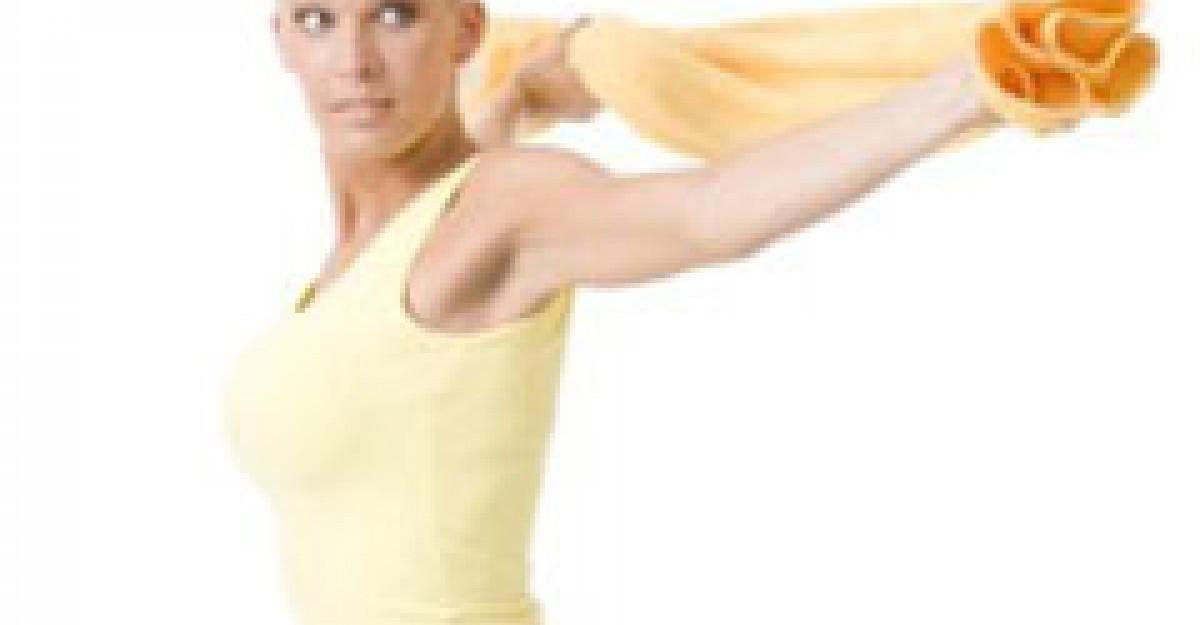 5 Exercitii usoare care iti ridica sanii