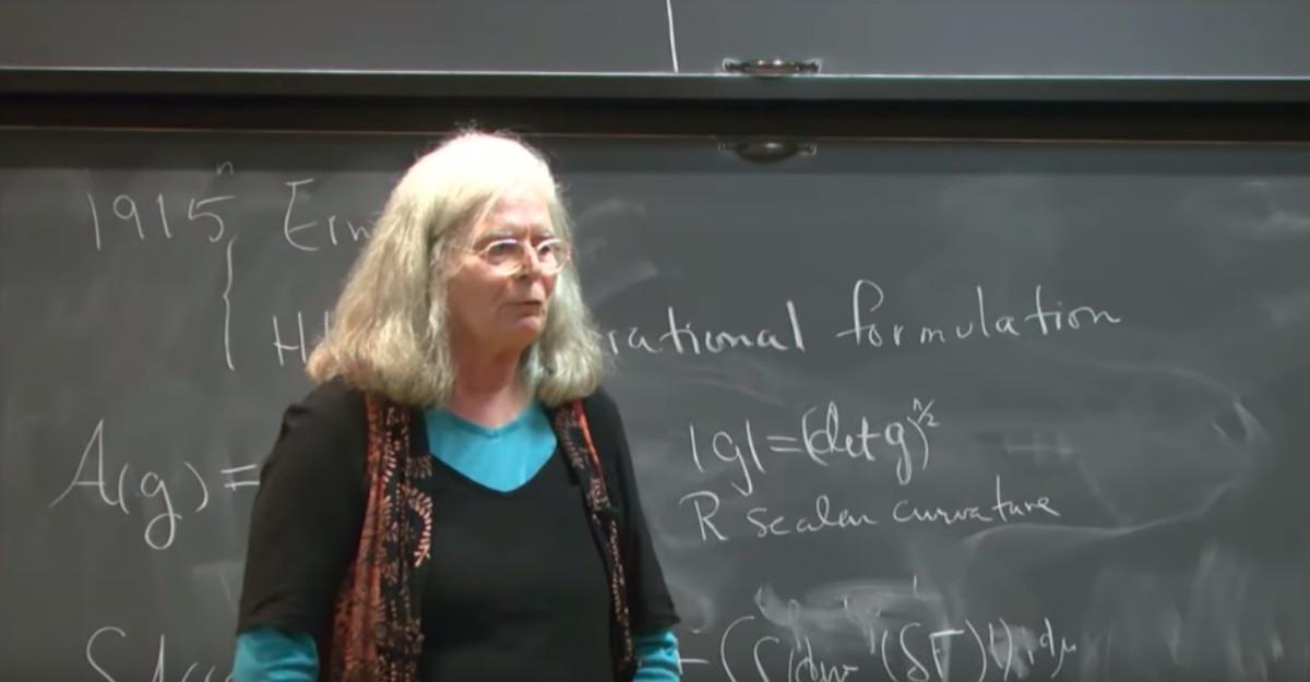 O femeie câștigă pentru prima dată în istorie Nobelul matematicii