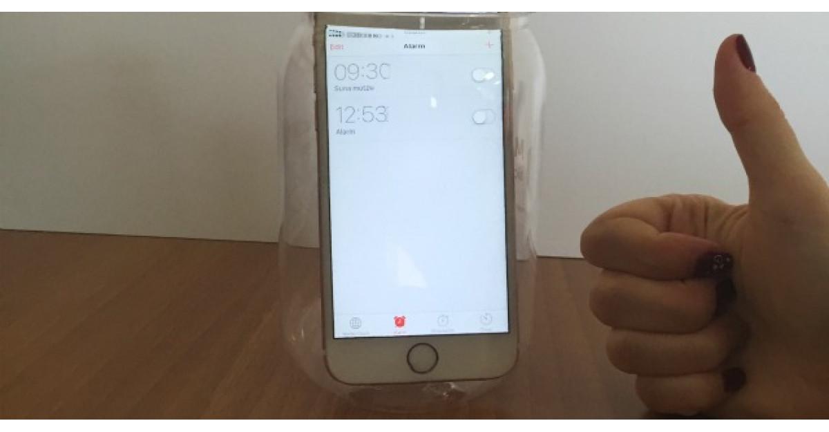 De ce trebuie sa tii telefonul intr-un pahar in timpul noptii?