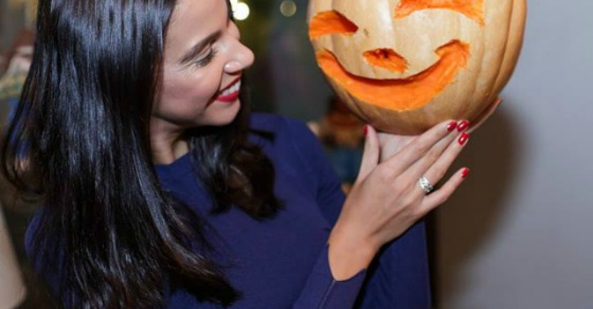 De Halloween, vedetele s-au razbunat pe dovleci la Mica Elvetie!