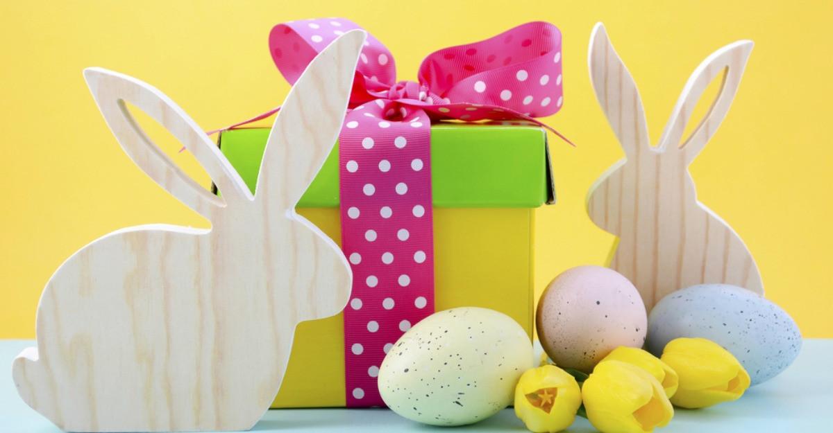 6 cadouri practice de Paște pentru părinți