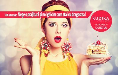 Test amuzant: Alege o prajitura si noi ghicim cum stai cu dragostea!