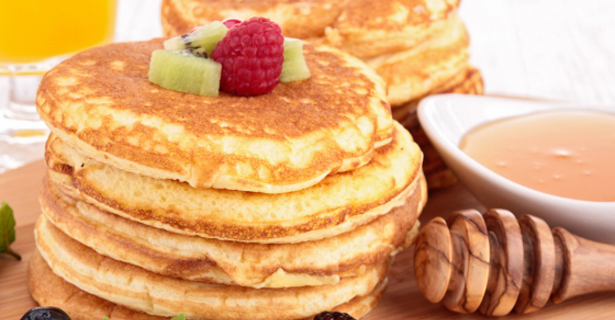 Cum sa faci pancakes / clatite americane?