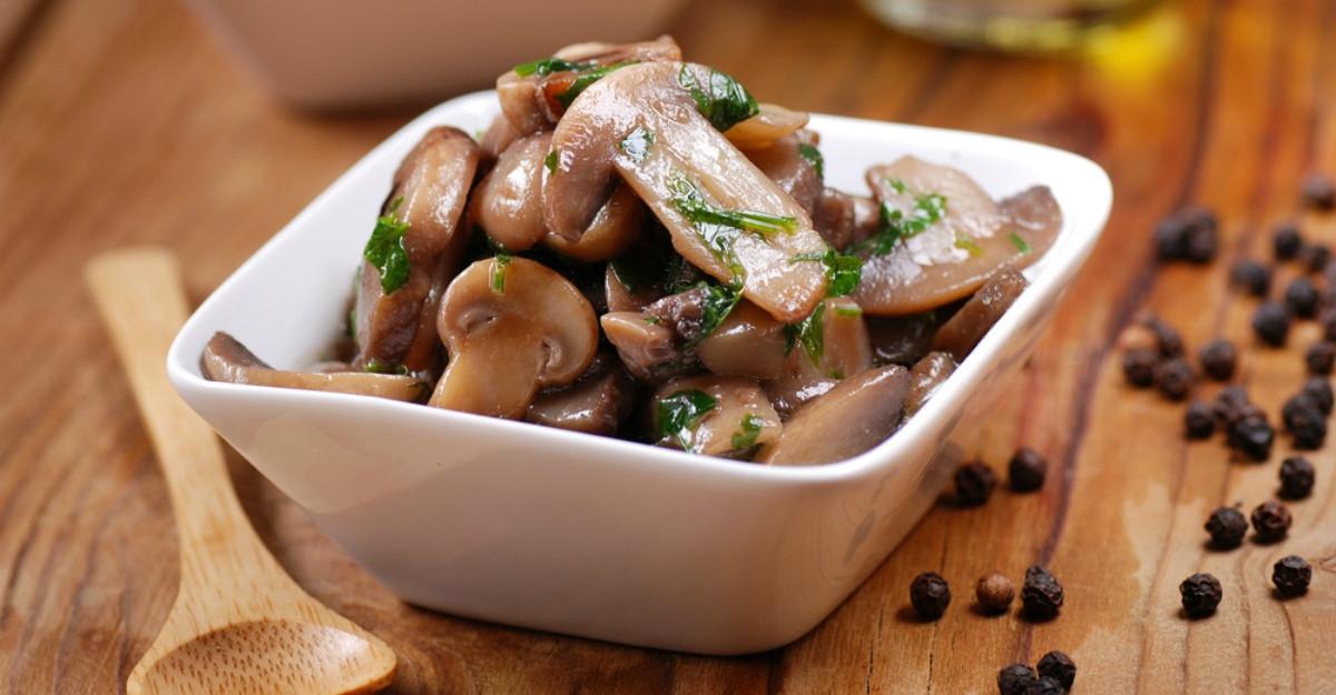 Retete cu ciuperci: 5 variante simple si gustoase