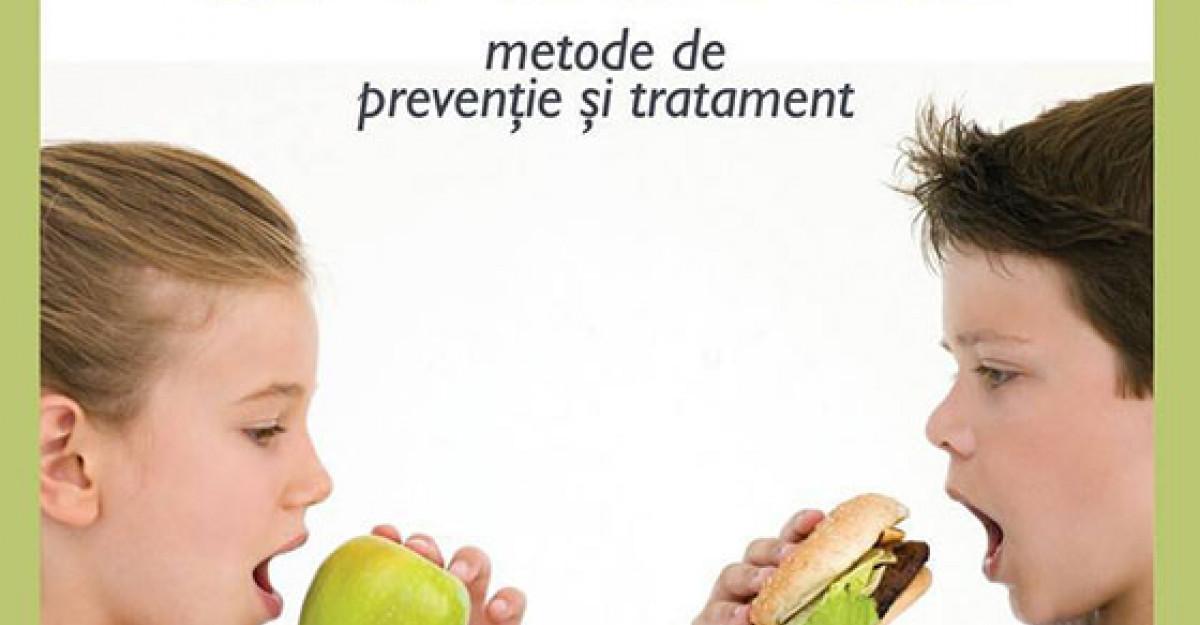 Obezitatea la copii. Metode de preventie si tratament