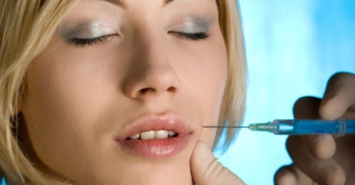 Injectare cu botox