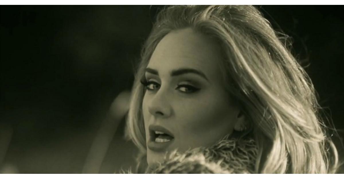 Noul videoclip al lui Adele iti va frange inima