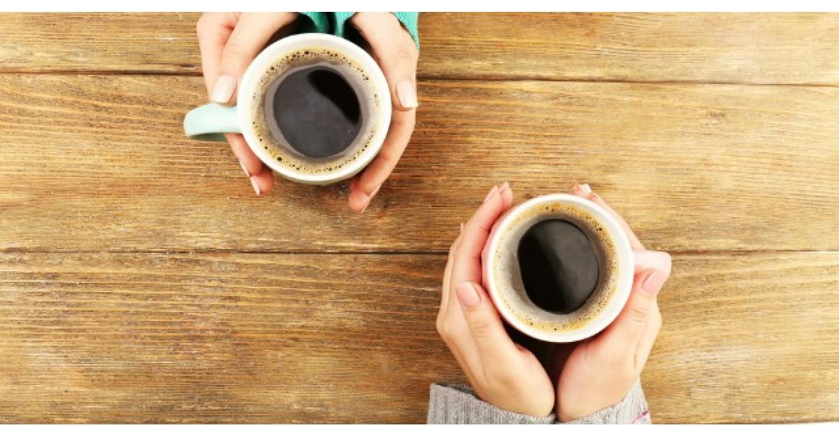Cinci motive pentru a-ti incepe ziua cu o cafea