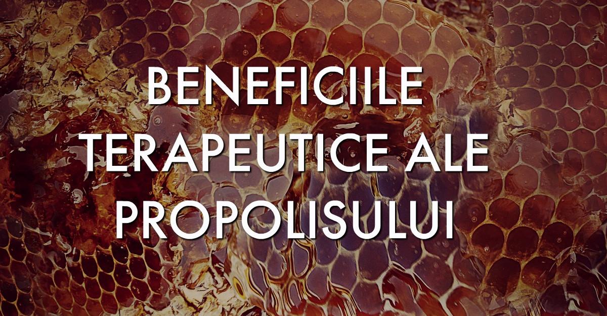 Ce putem trata cu propolis?