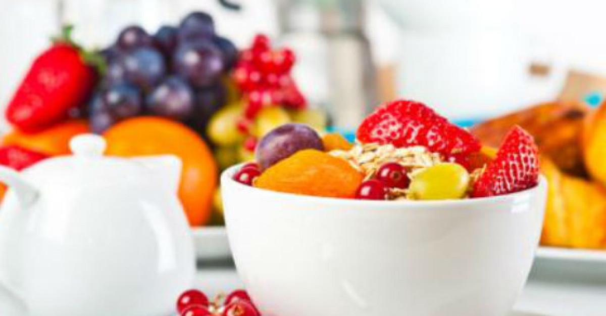 Alimentele care contin vitamine - in mintea si meniul nostru