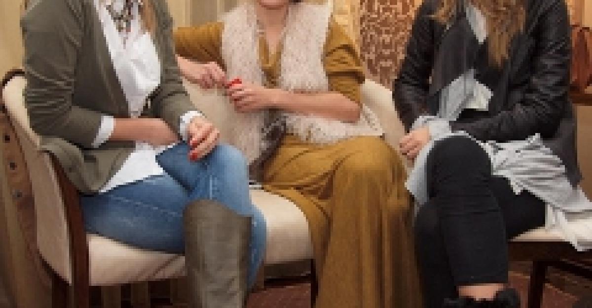 Crina Semciuc loves fashion