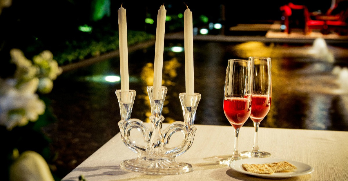 Tot ce-ti trebuie pentru o cina romantica