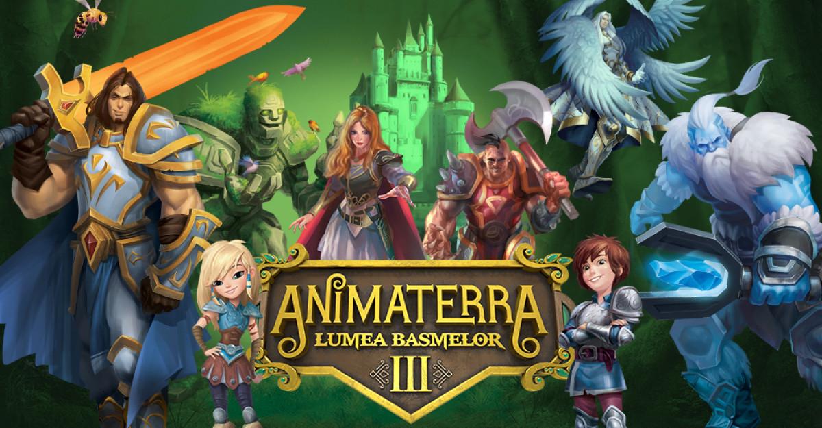Kaufland lansează campania Animaterra 3 Lumea Basmelor