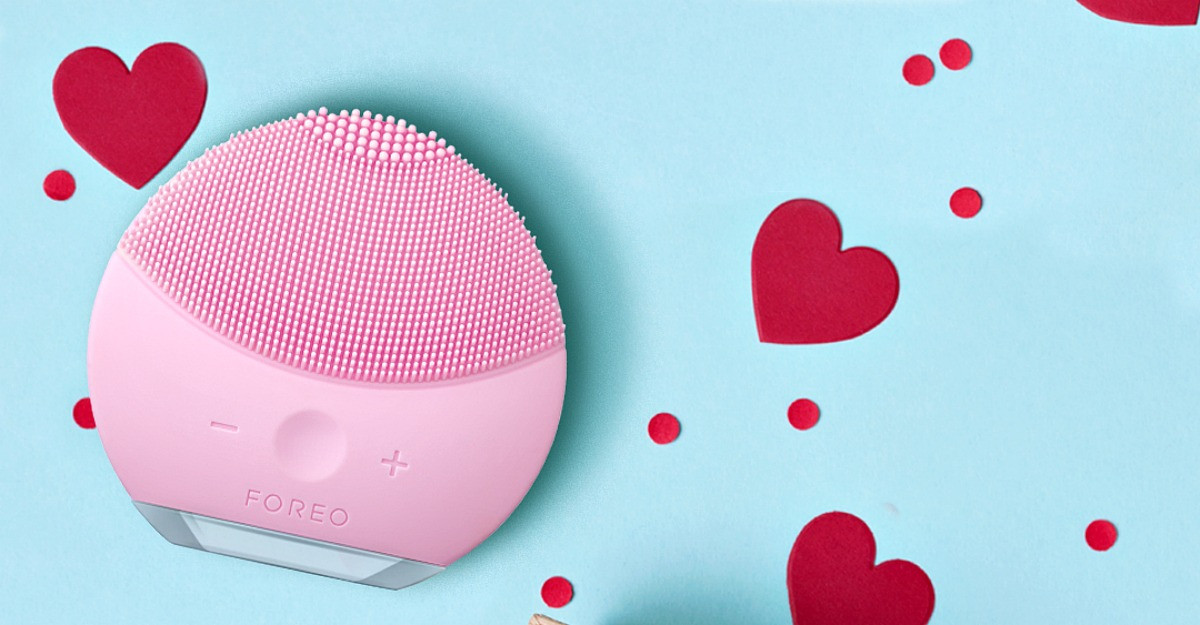 Un ten perfect, cadoul tau de Valentine's Day de la FOREO
