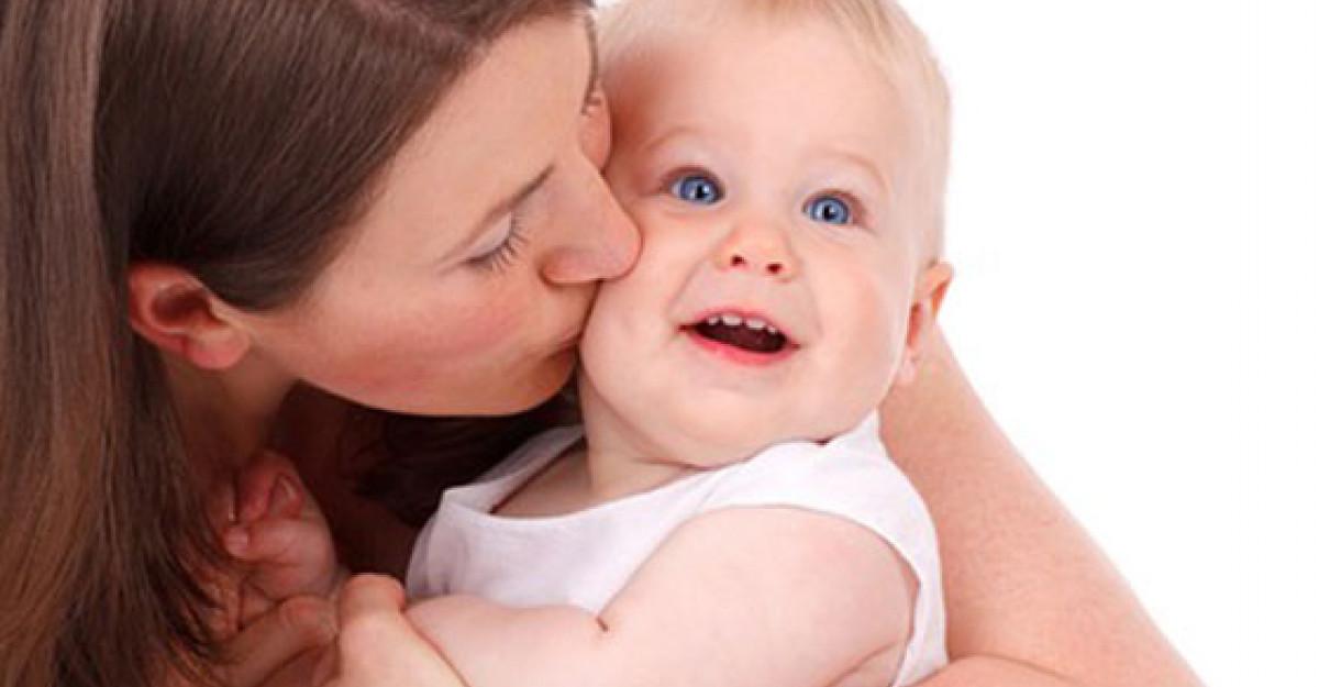 Ce sa le spunem copiilor - cand sunt foarte mici, cand sunt bolnavi, cand se bucura, cand sunt tristi