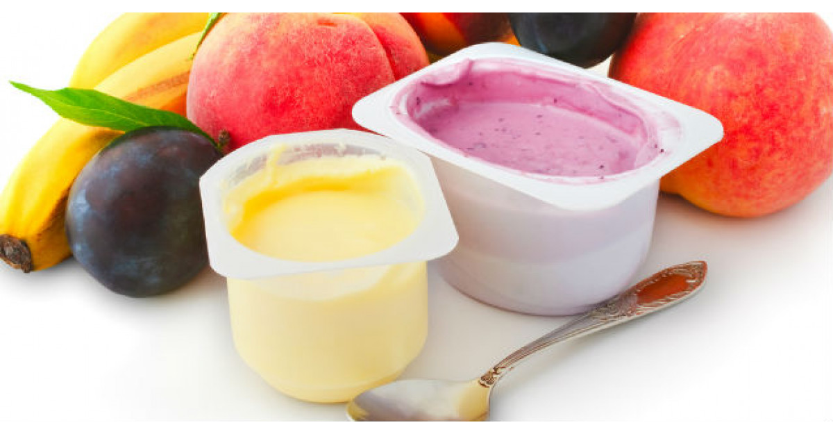 Ce contin de fapt iaurturile cu fructe. Nu o sa mai mananci niciodata