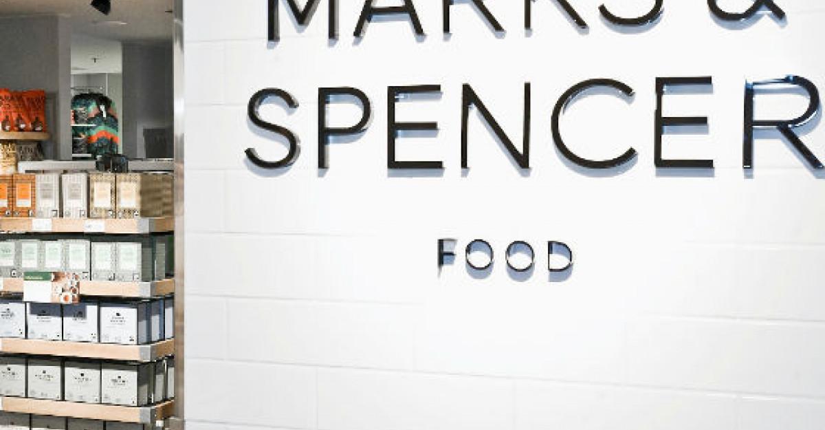 Marks & Spencer Food in premiera in Romania