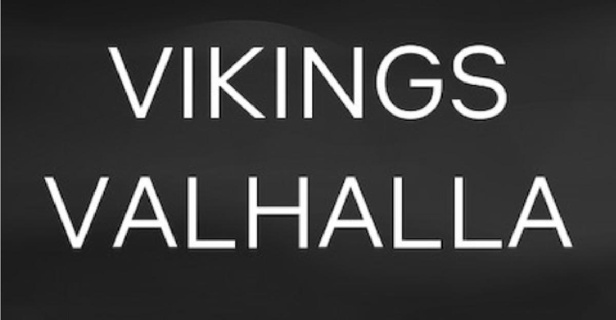 Netflix anunta distributia pentru Vikings: Valhalla
