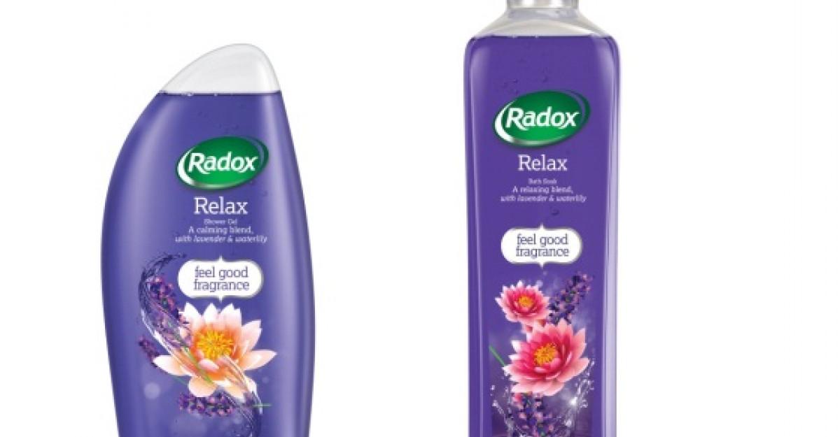 Simte energia cu noua gama de produse de ingrijire personala Radox