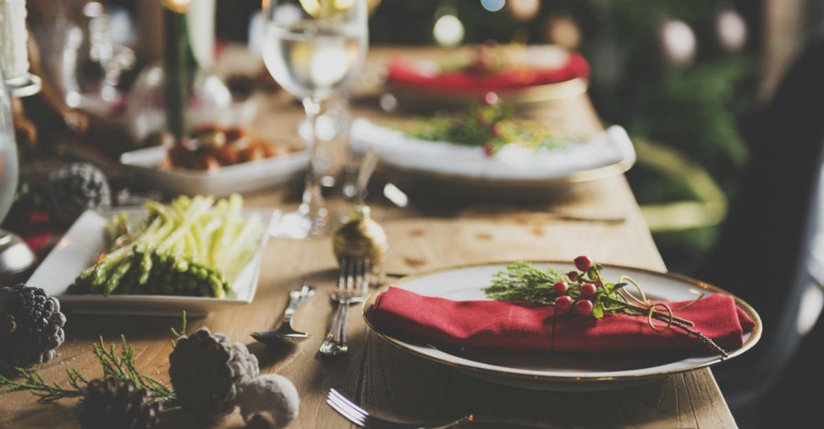 Masa de Revelion: Ce alimente alegi pentru a prepara mancaruri sanatoase?