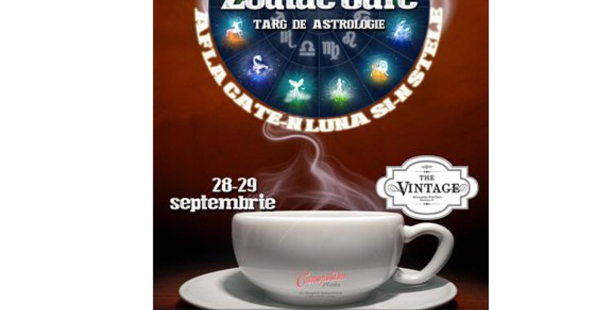 Targ de Astrologie: Zodiac Cafe