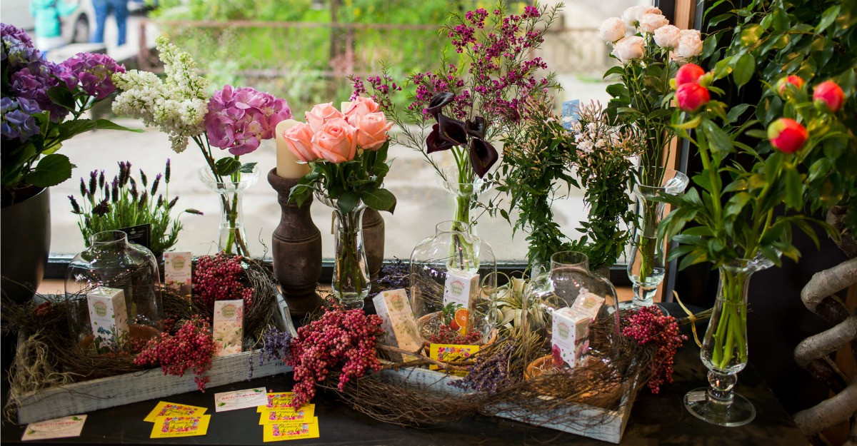 BottegaVerde.ro si Floria surprind adierea primaverii intr-o noua colectie de parfumuri
