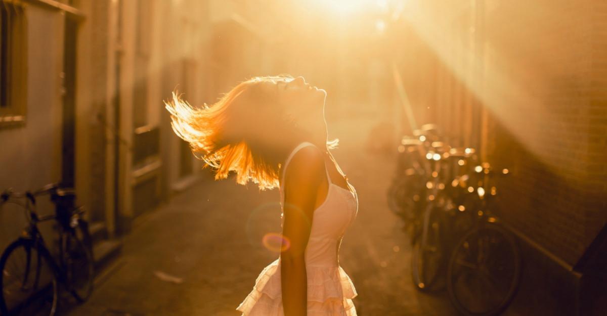Din când în când amintește-i sufletului tău ca merită o viață fericită
