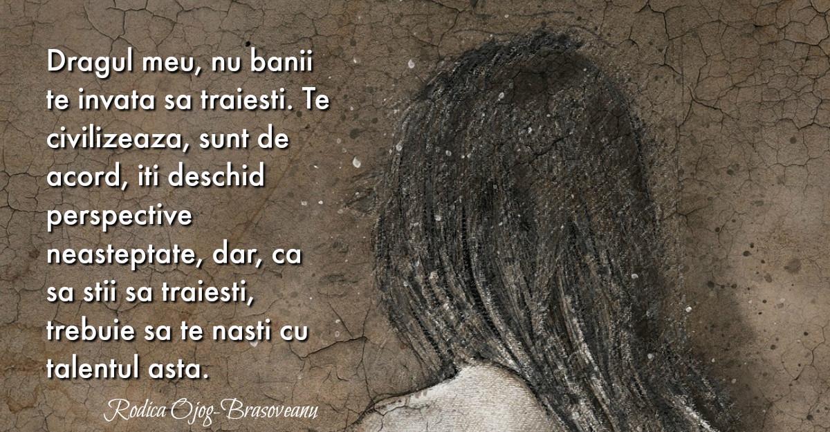 Alfabetul dragostei. Cele mai frumoase citate de iubire dupa Rodica Ojog Brasoveanu