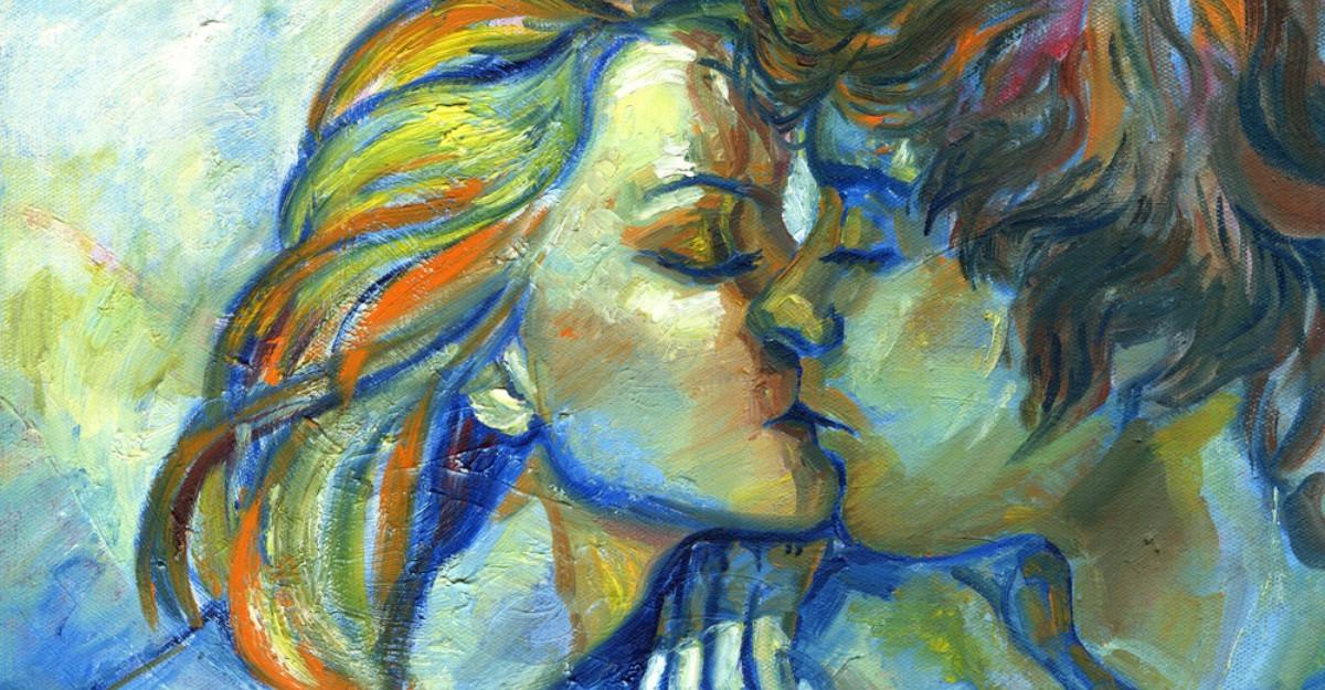 Dacă vrei să iubești...iubește din tot sufletul!