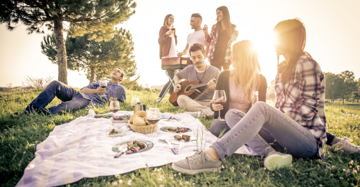 Pericole la picnic: Protejeaza-te de ciupiturile insectelor cand iesi la iarba verde