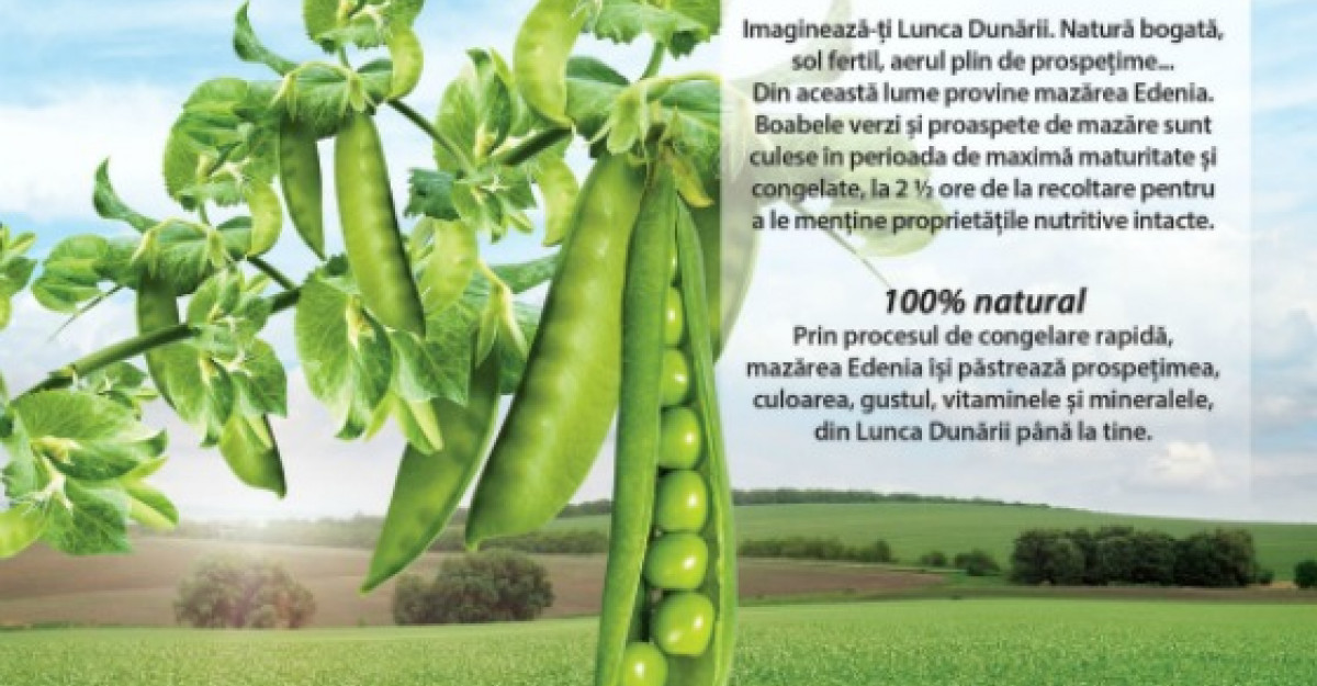 Publicis Romania si Edenia au lansat campania Stiu ce mananc