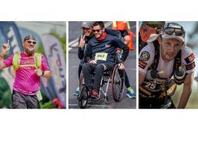 Memo, Daniel Osmanovici, Andrei Gligor si George Balta vor parcurge 100 de km in mers pentru copiii din Asociatia Autism Voice