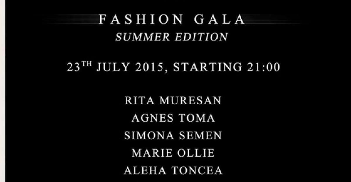 Fashion Gala Summer Edition