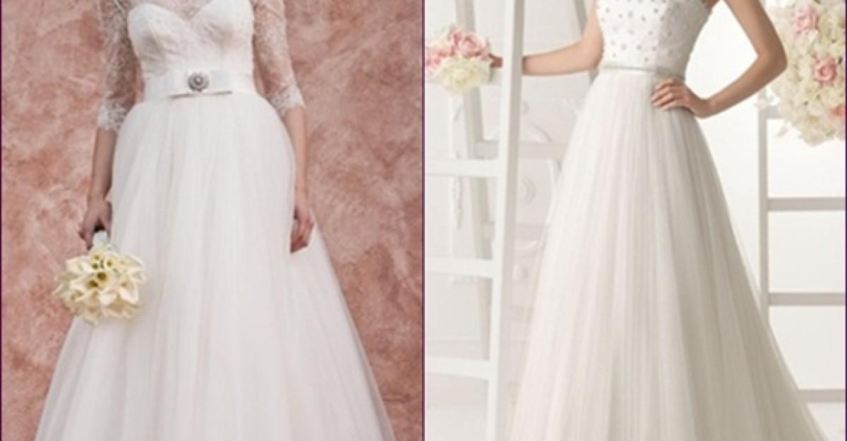 Tendintele toamnei pentru rochii de mireasa