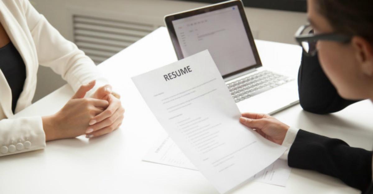 5 sfaturi pentru realizarea CV-ului