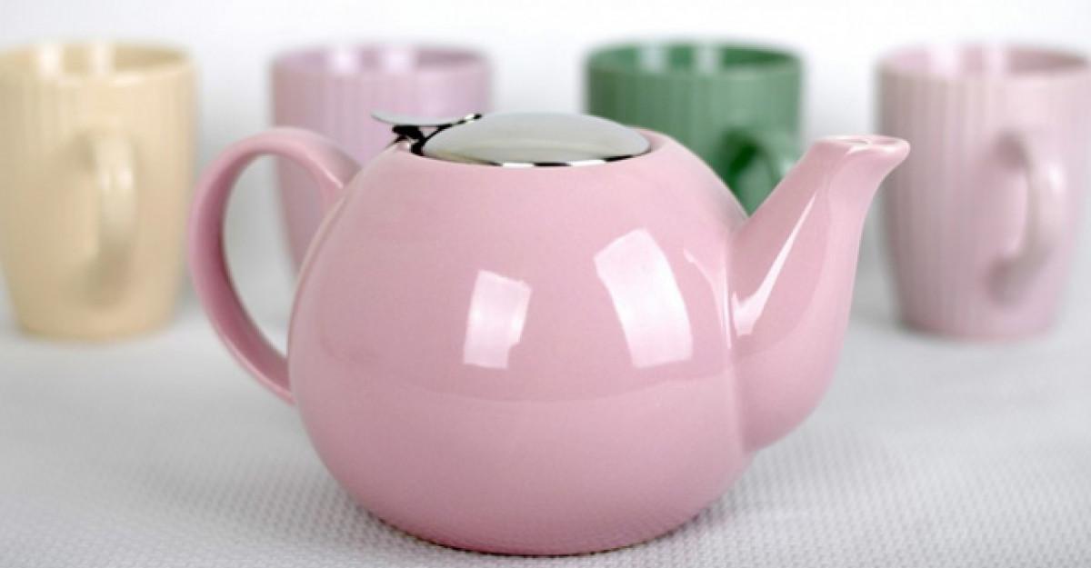 Perfecte pentru zilele reci de toamna: 15 ceainice