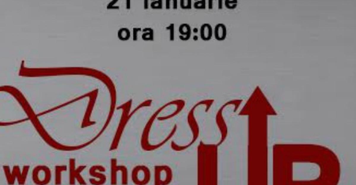 Workshop DressUp Marca Hellen Concept