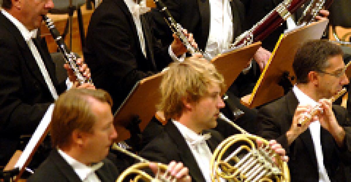 'Mandria unei natiuni': Festivalul George Enescu
