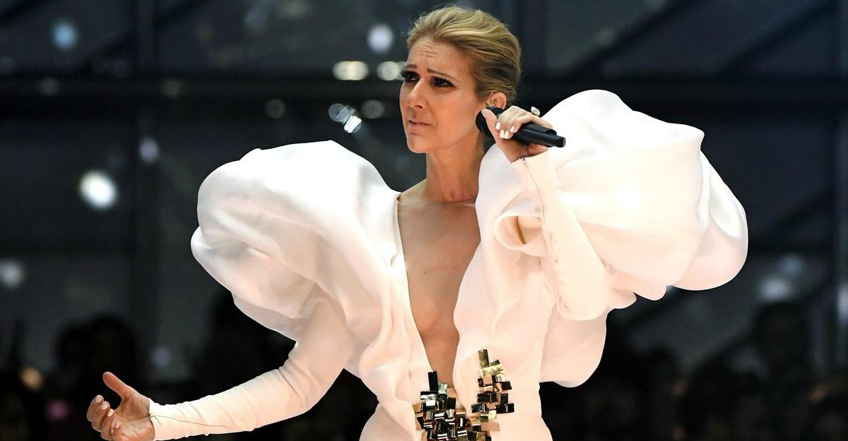 Celine Dion si cel mai frumos tribut pentru sotul sau
