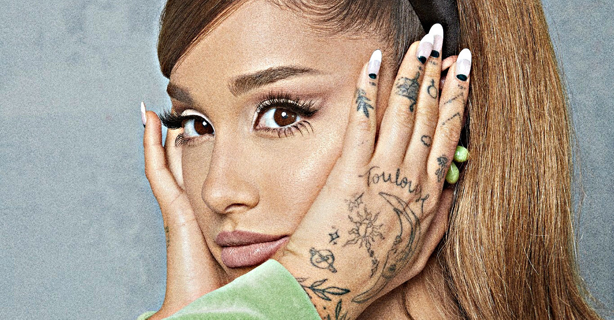 Albumul positions, lansat de catre Ariana Grande, scrie istorie si ajuns in cateva zile pe primele pozitii in topuri