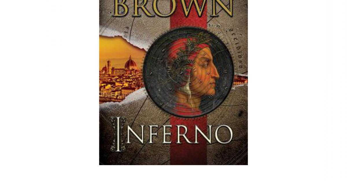Cea mai asteptata carte a anului: Inferno de Dan Brown