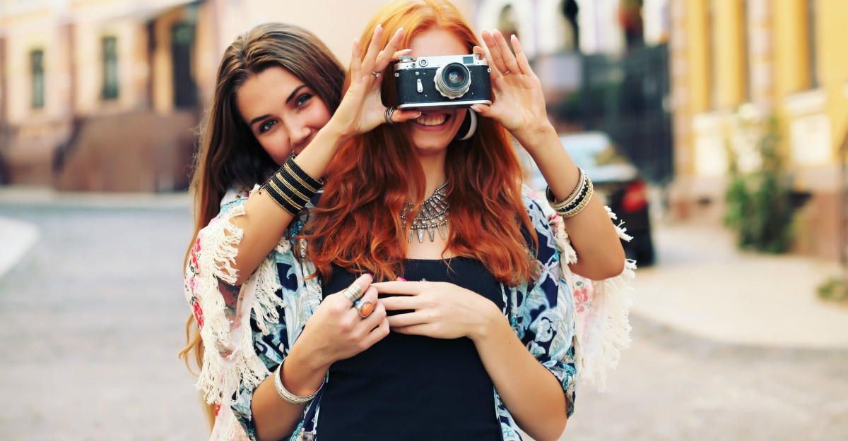 10 lucruri pe care să le faci împreună cu cea mai bună prietenă