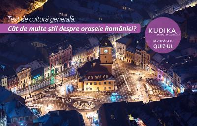 Test de cultura generala: Cat de multe stii despre orasele Romaniei?
