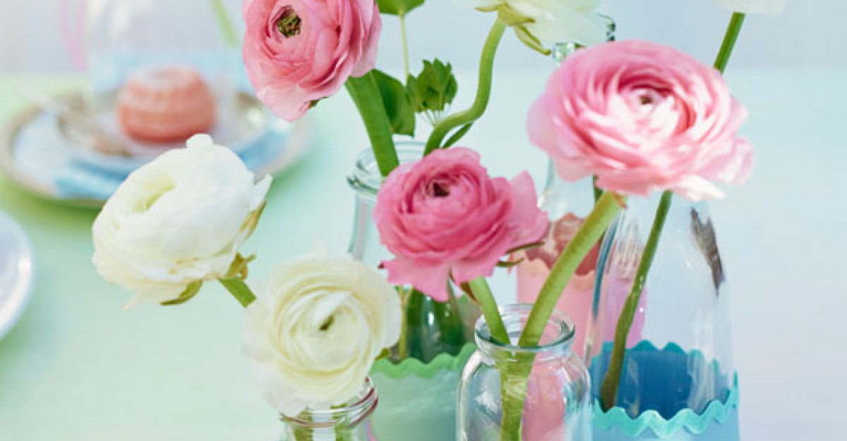 Cum sa creezi un aranjament floral