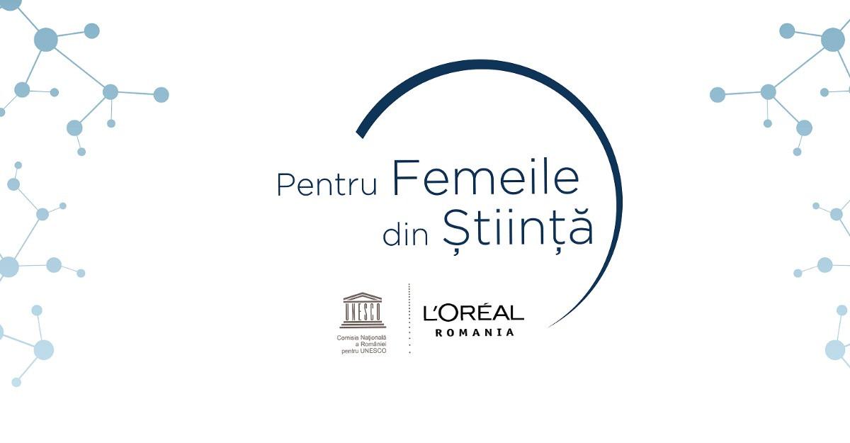 """L'Oréal și UNESCO dau startul înscrierilor în competiția """"Pentru Femeile din Știință"""