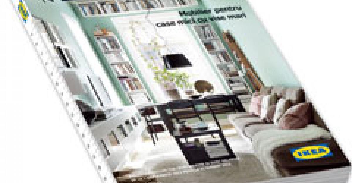 Mai mult loc pentru vise: cu catalogul IKEA 2012