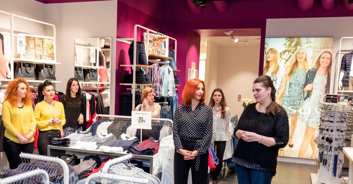 ORSAY deschide primul magazin din Obor in Veranda Mall