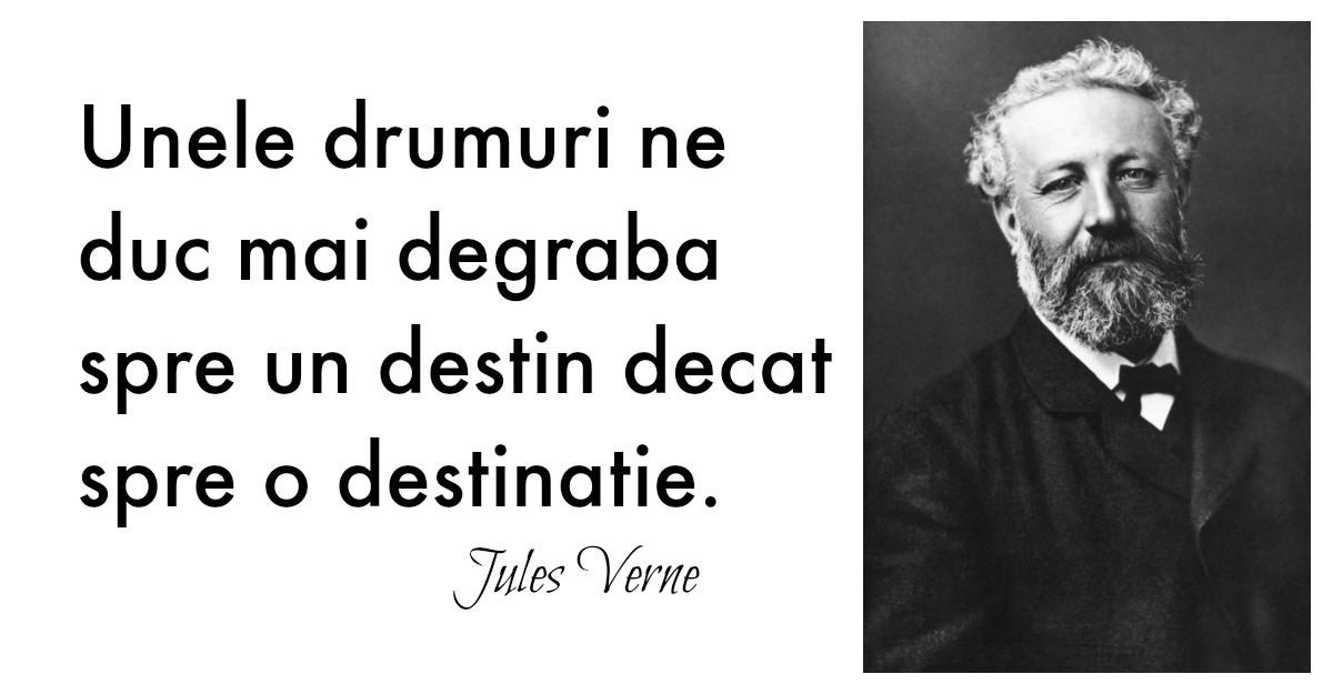 Cele mai frumoase citate de iubire: Alfabetul dragostei dupa Jules Verne