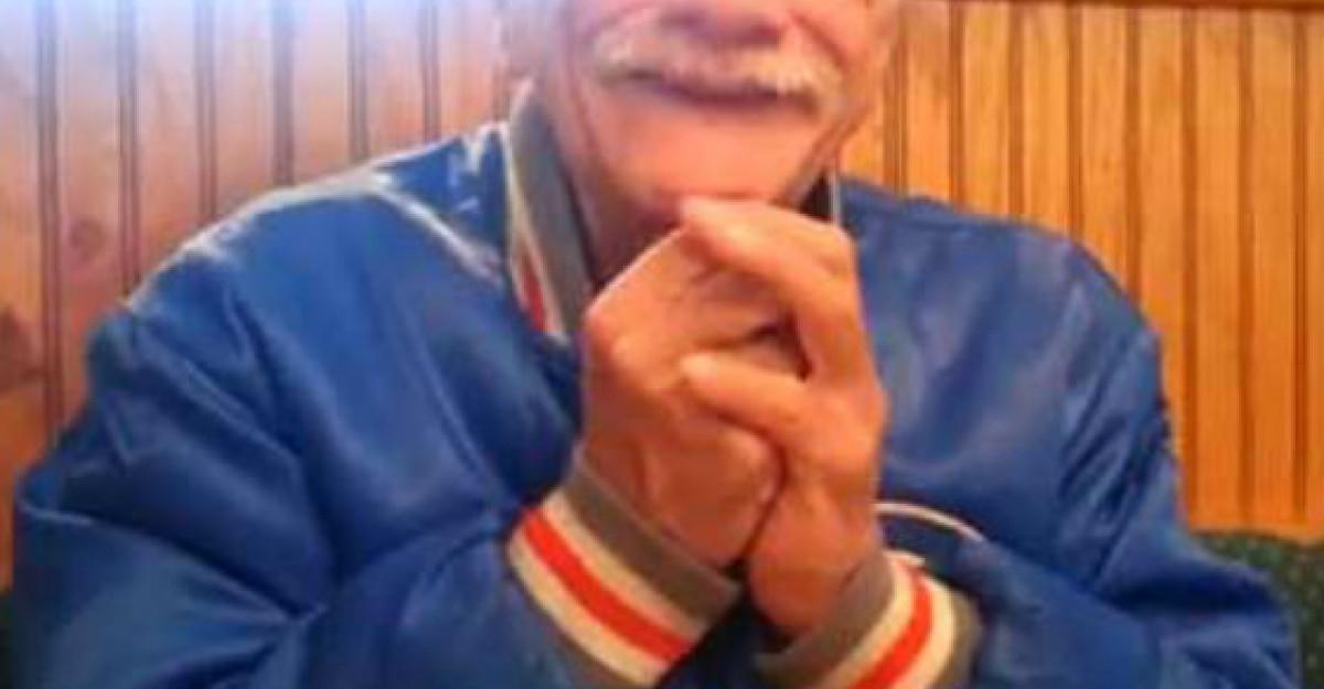 Video: Clipul care te va face sa plangi. Reactia incredibila a acestui tata cand fiica ii spune ca va fi bunic